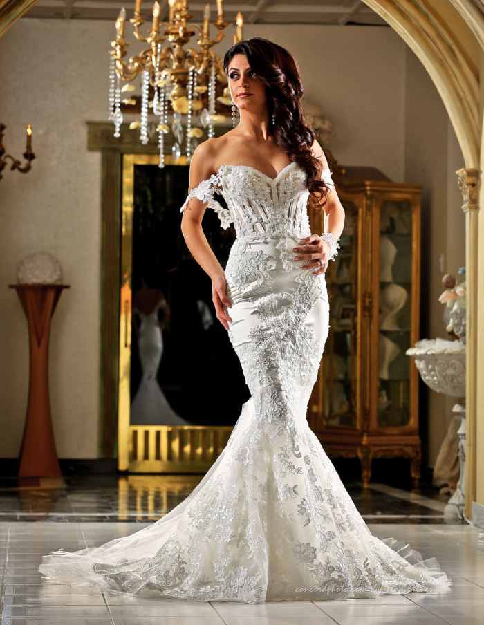 Adriel Wedding Dress