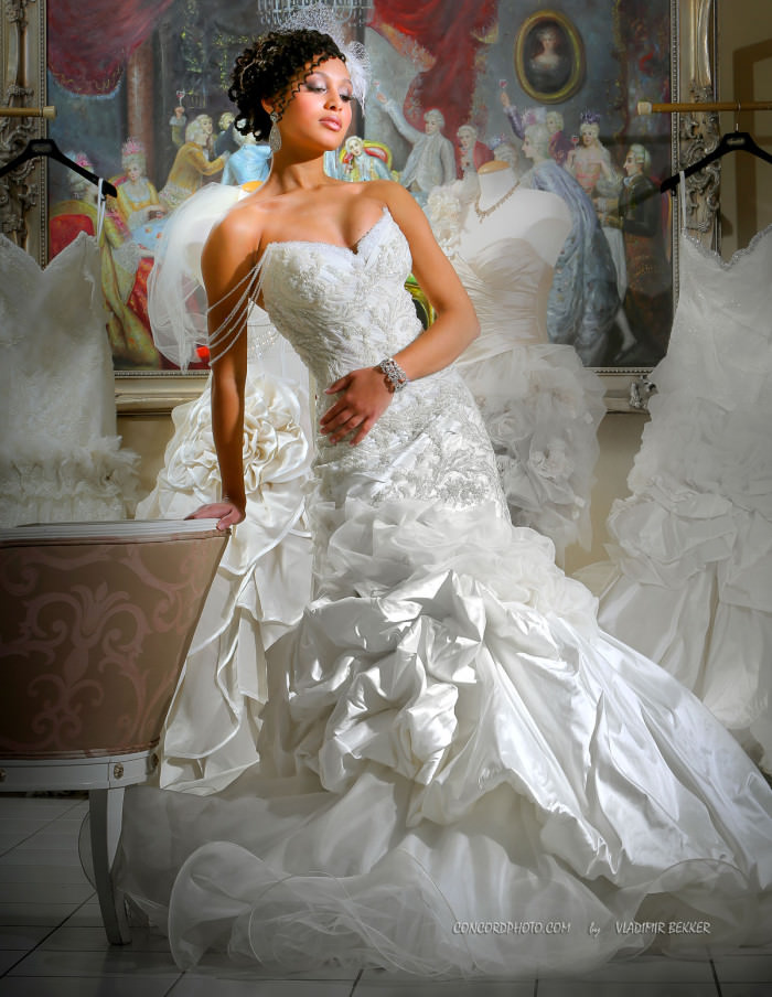 Nicole Wedding Dress